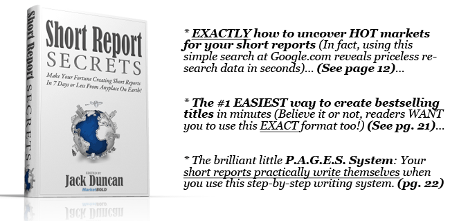 Short Report Secrets - WSO