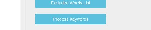 clicking the process button to group your keywords