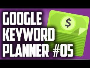 How Does Keyword Planner Work