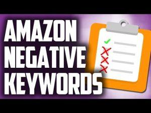 How To Choose Negative Keywords