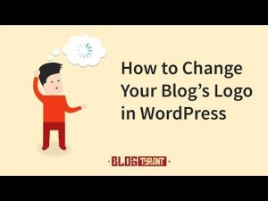 How To Change Your WordPress Logo