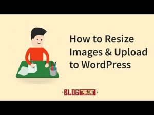 How To Resize WordPress Image