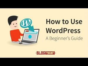 How To Setup WordPress For Beginners (Quick Video Tutorial)