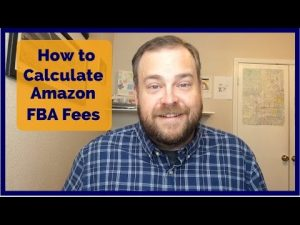 How To Calculate Amazon FBA Fees