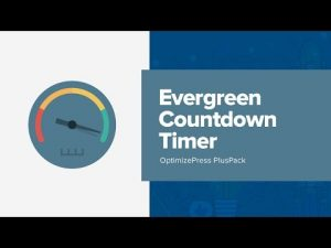 How To Use OptimizePress Countdown Timer