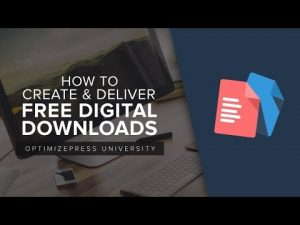 How To Deliver Download File From Google Drive