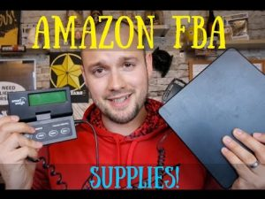 What Supplies Do You Need For Amazon FBA